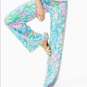 "Lilly Pulitzer 33"" Bal Harbour Pants"